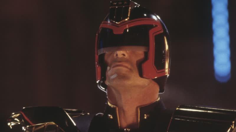 Judge Dread (1995) VHSrip Экранка