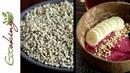 Живые завтраки / Как легко прорастить зеленую гречку / Творожок из зеленой гречки / Vegan