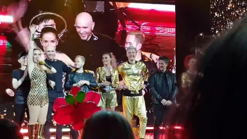 Natalia Oreiro (Минск, 21.03.2019)