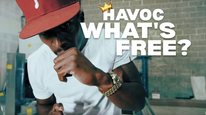 Whats Free Meek Mill, Jay Z ft King Havoc at The Africa Center | @yakfilms x Sciame