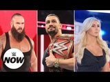 Roman Reigns receives warm wishes from Superstars, NFL stars &amp more WWE Now
