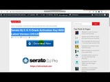Serato DJ Pro 2.0.5 Crack Full Version Free Key Here 100 Working