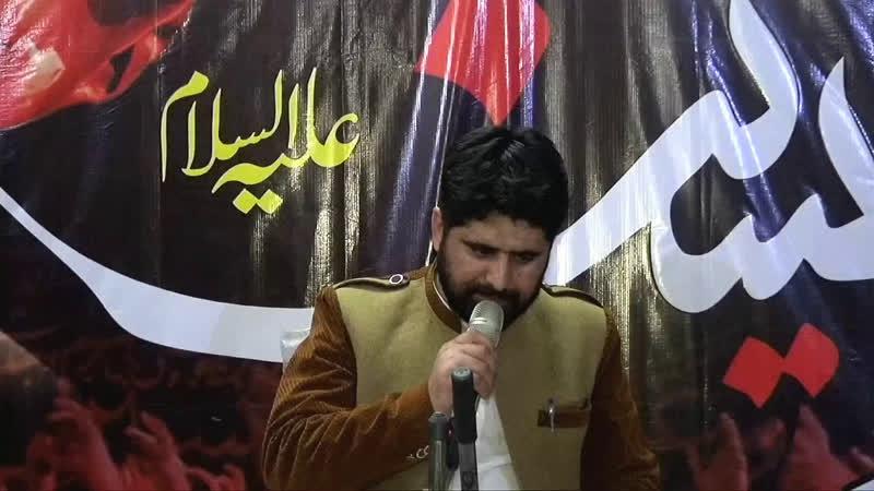 Rawalpindi Nagar House 2018 10 18 Safar 08 Agha Sheikh Mirza Husain Sabiri Majlis03