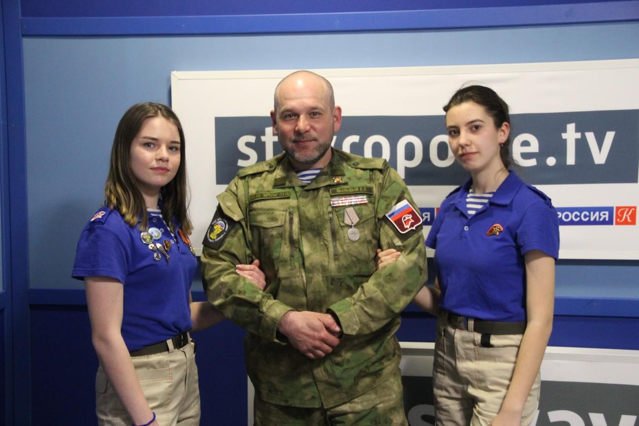 📼Партизаны на радио Россия Ставрополье 95.6