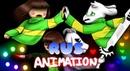 Continue Undertale Animation русский дубляж RUS