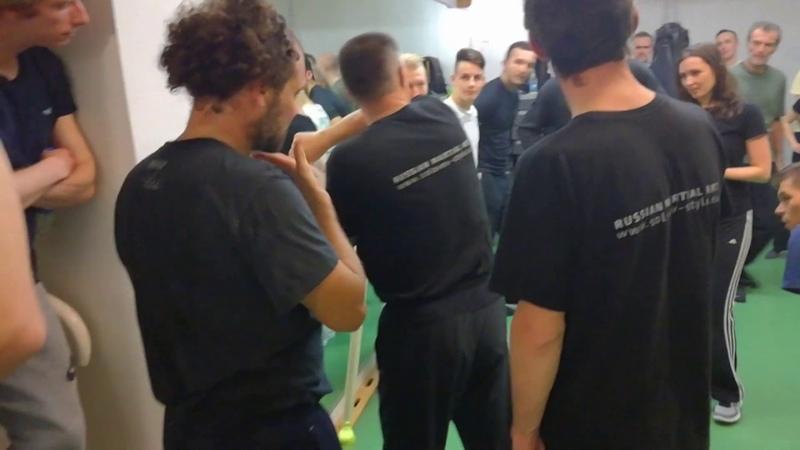 Техника Нажатий Ударов по Болевым Точкам Шокирующие Воздействия за Мышцы Кожу