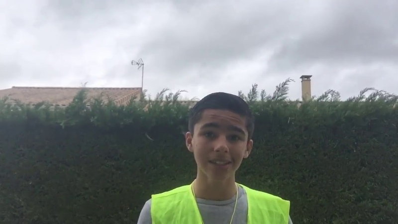 Message de Ritchy Thibault 14 ans Appel à la convergence des luttes 16 mars Paris