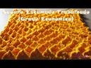 Square Escamado Trabalhado (Grade Econômica) - Destras - Prof. Ivy (Crochê Tricô)