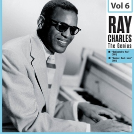 Ray Charles альбом The Genius - Ray Chales, Vol. 6