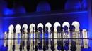 мечеть шейха заеда абу даби самая большая люстра в мире