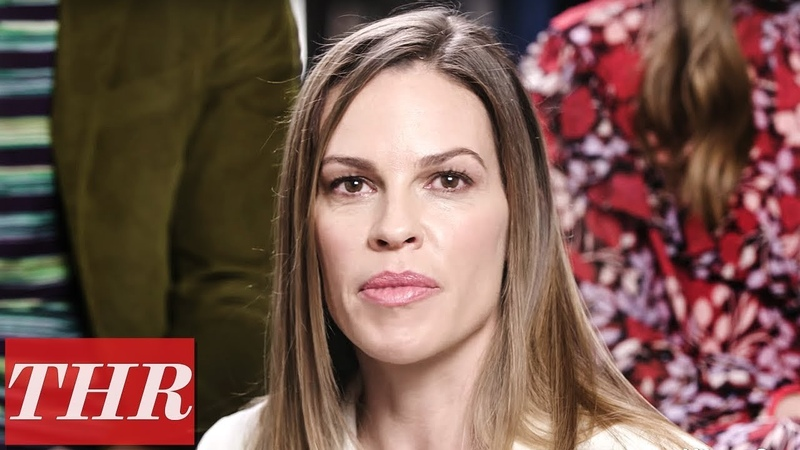 Hilary Swank, Robert Forster More Talk What They Had | TIFF 2018