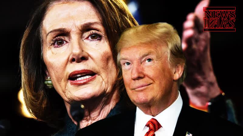 Nancy Pelosi Pushes False Claim Trump Involved In Cover Up