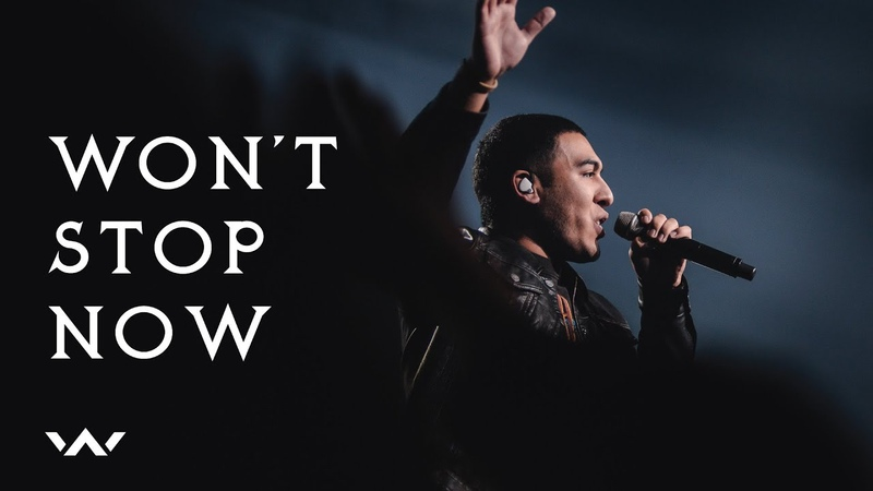 Won't Stop Now | Live | Elevation Worship