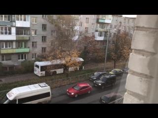 Водитель автобуса «потерялся»