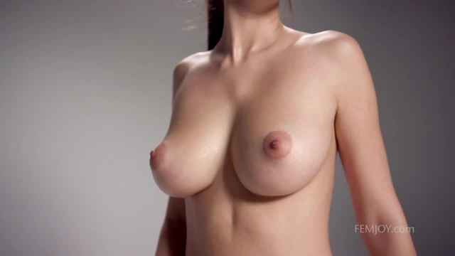 Massable boobs and suckable nipples