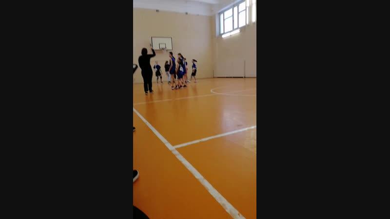 Вот он настоящий баскетбол