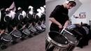 Top Secret Drum Corps - 17 Year Old Drummer Plays Alongside