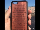 Чехол на айфон 6/6s с гравировкой 💥