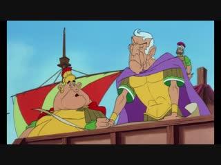 Asterix bei den Briten _ an Land gehen