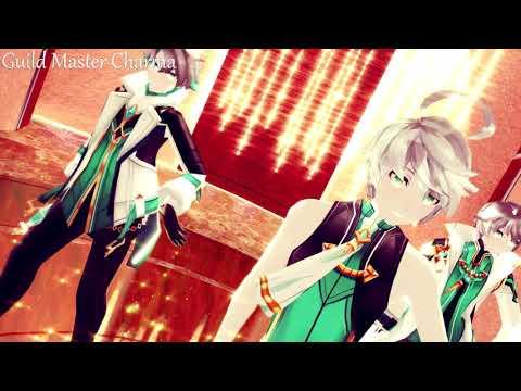【Elsword MMD】AOA - Good Luck 【Lofty: Anpassen   Erbluhen Emotion   Bluhen】