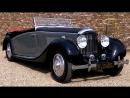 Автомобиль BENTLEY 4 ¼ Litre DROPHEAD COUPÉ 1936 года