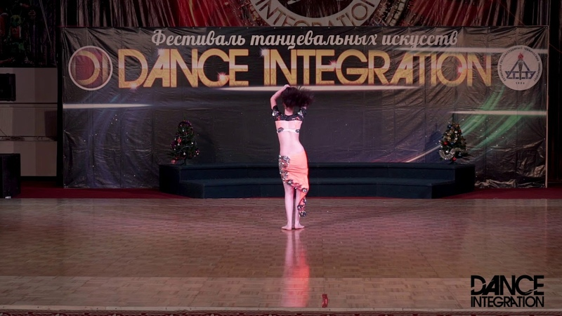 Dance Integration 2018 242 Муравьева Алиса Наргис Ухта
