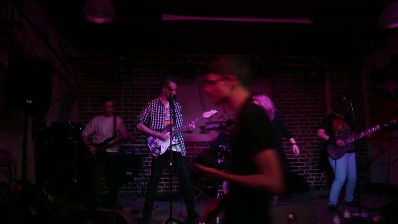 Концерт Vandal CatZ в Рок Кафе Мы против войны