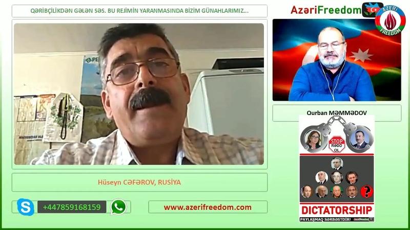 Naxçıvanlı didərginin üsyanı...