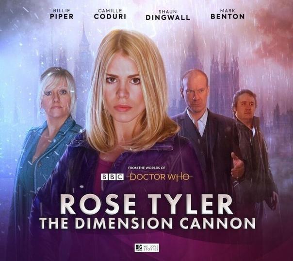 Роза Тайлер вернется во вселенную «Доктора Кто» в собственном шоу.