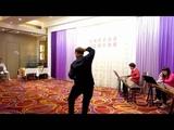 【2016 團年聚餐】演出項目8/17 --- 螳螂拳 崩步 Beng Bu