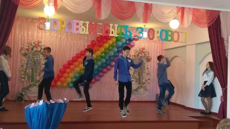 МОУ Амвросиевская школа № 5 Семинар заместителей директоров Танец 9 класс