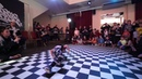 Gilmanov Miron vs B-boy Bro (Chelyabinsk)   Semifinal Breaking 1x1 little one