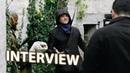 Jamie Foxx Taron Egerton Behind the Scenes Interview | Robin Hood (2018 Movie) [HD]