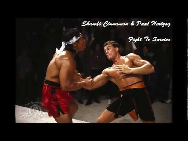Shandi Cinnamon Paul Hertzog Fight To Survive