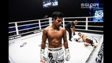 GLORY 53 Petchpanomrung Kiatmookao vs. Abdellah Ezbiri-Full Fight
