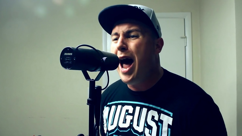 Miley Cyrus - Wrecking Ball - METAL / METALCORE / DJENT cover - Andrew Baena