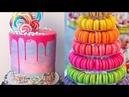 Рай для сладкоежек 😱 Вот как они это делают 🍦 Удивительные идеи украшения тортов 105