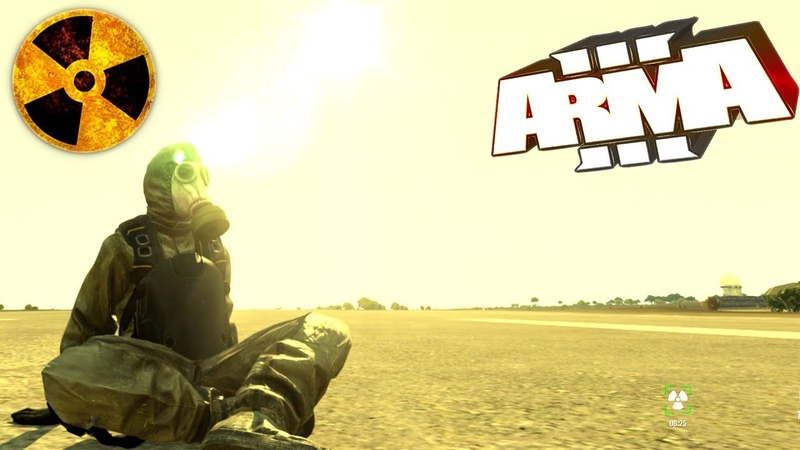 АДМИН вызвал радиационное облако Реакция игроков и действия МЧС ArmA 3 Altis Life