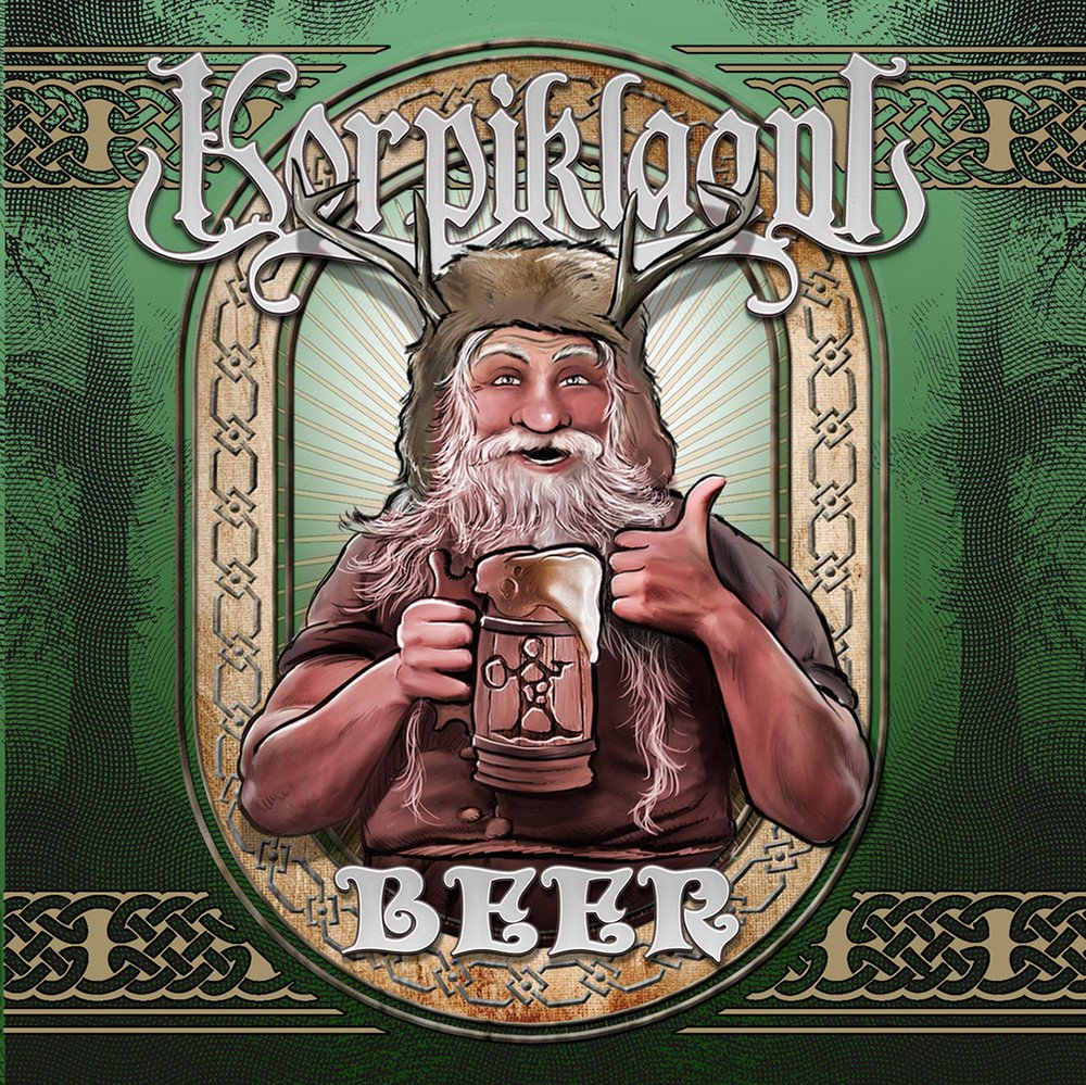 Korpiklaani - Beer Beer (Bonus CD Kulkija (Tour Edition))