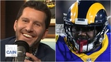C.J. Anderson takes Will Cain to task for calling him 'fat' Will Cain Show