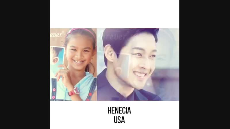 Dear Henecian fans, - Our project Operation Smile was a success. - We were able to collect