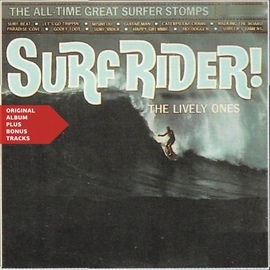 The Lively Ones альбом Surf Riders