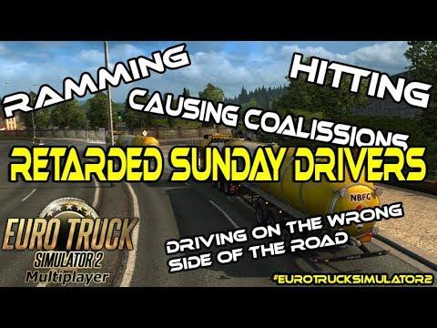 [ETS2] Truck F*cking Accidents (eurotrucksimulator2)
