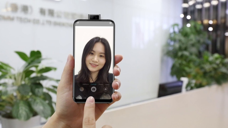 ELEPHONE PX with Pop-Up Camera