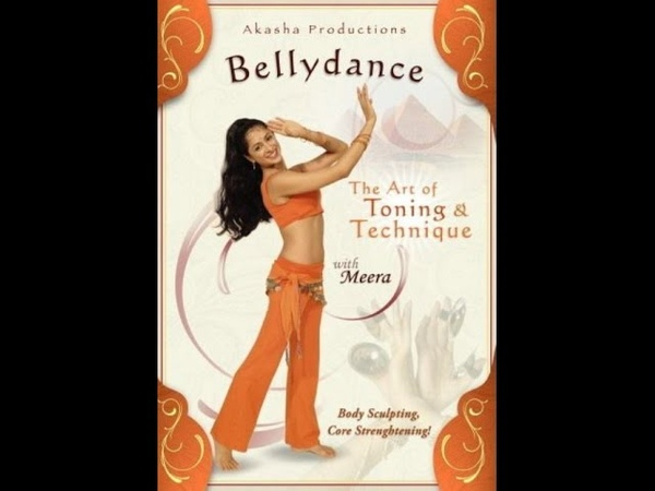 Bellydance / The art of Toning Technique