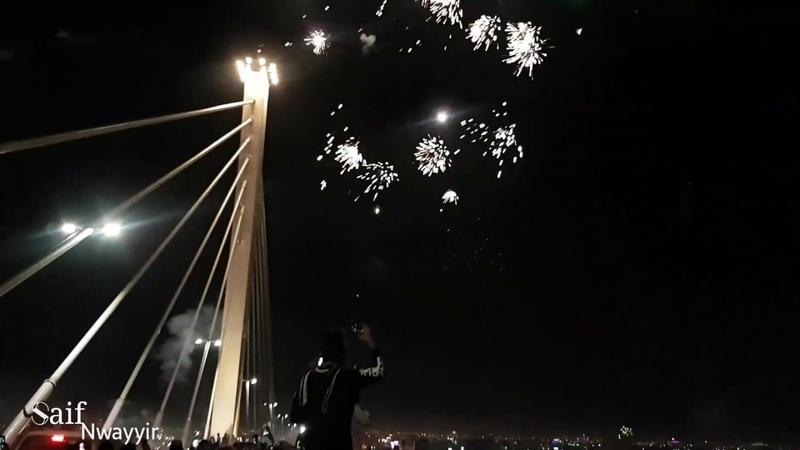 البصرة تنافس مدن العالم في إحتفالات رأس ال 1
