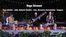Raga Kirwani. Alokesh Chandra - sitar, Yury Lebedev - tabla. 4K UHD. November 1, 2018.