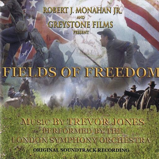 Trevor Jones альбом Fields of Freedom