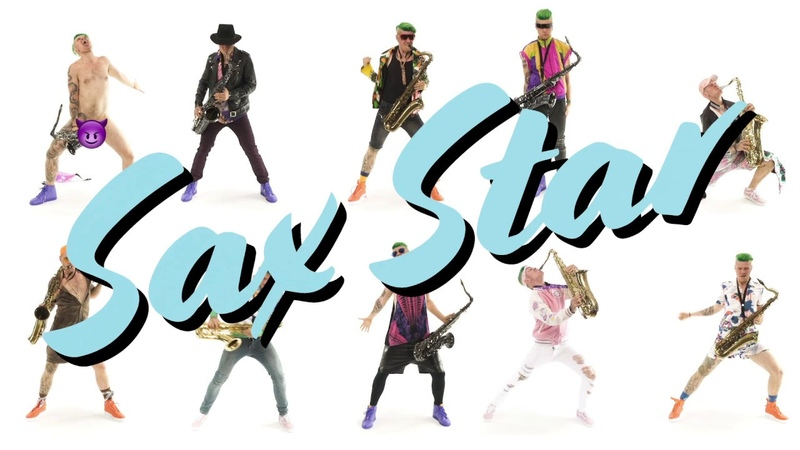 Leo P - Sax Star (Official Video)