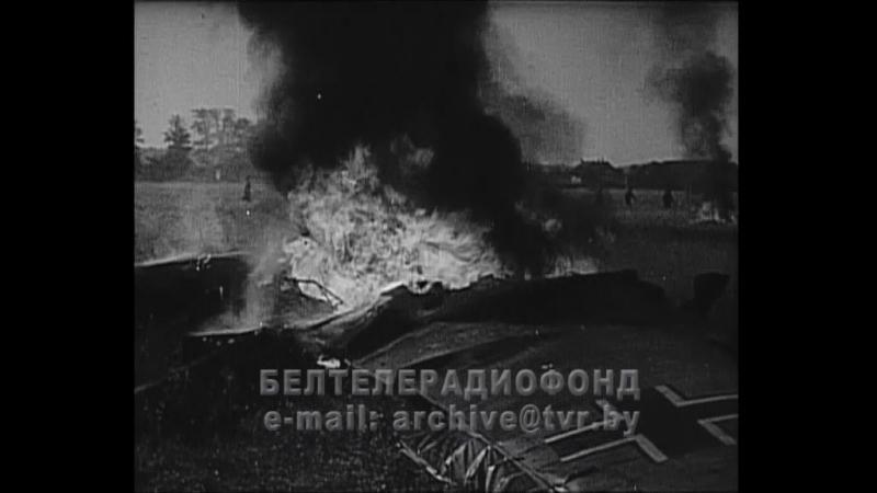 Док.фильм о Вере Хоружей «Письма в бессмертие» (БТ, «Телефильм», реж.С.Фрид, 1970 год)